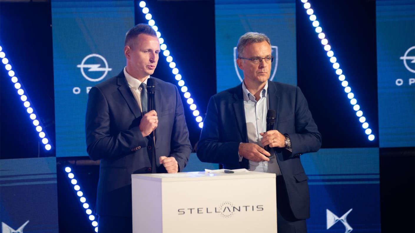 Група Stellantis вУкраїні провела прес-конференцію іподілилася результатами роботи за9місяців 2021 року