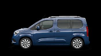 Opel Combo Life 1,6 л МКПП-5 Edition L2 2021 (виробництво від 01.07.2021 до 30.09.2021)